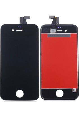 CepToys İphone 4S Lcd Ekran Dokunmatik Siyah