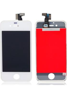 CepToys İphone 4S Lcd Ekran Dokunmatik Beyaz