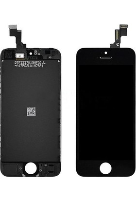 CepToys İphone 5S Lcd Ekran Dokunmatik Siyah