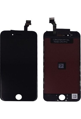CepToys İphone 6 Lcd Ekran Dokunmatik Siyah