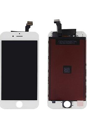 CepToys İphone 6 Lcd Ekran Dokunmatik Beyaz