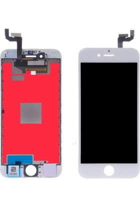 CepToys İphone 6S Lcd Ekran Dokunmatik Beyaz