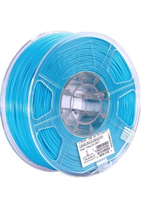 Esun Pla Açık Mavi 1,75Mm 3D Printer Filament