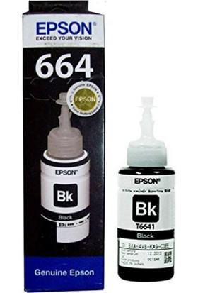 Epson EcoTank L1300 Orijinal Siyah Yazıcı Mürekkep Kartuş
