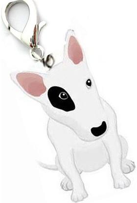 QR Terrier Köpek Kolye 2mm