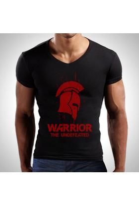 Sportono Warrior Fitness Spor T-Shirt