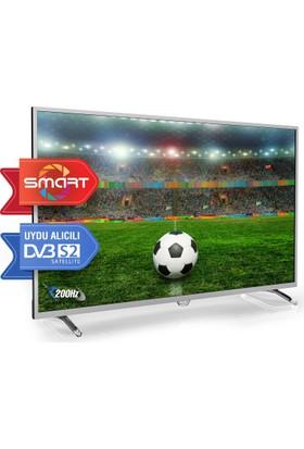 "Axen TRAXDLD043228003 43"" 109 Ekran Smart Uydulu FHD LED TV"