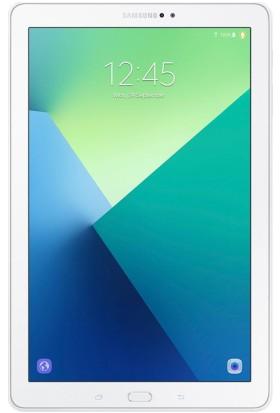 """Samsung SM-P580 Galaxy Tab A 16GB 10.1"""" FHD IPS Tablet - Beyaz"""