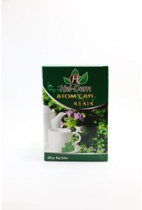Hel-Dem Atom Çayı Kekik 250 gr Küp Şeker