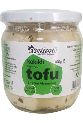 Ever Fresh Kekikli Tofu 300 gr