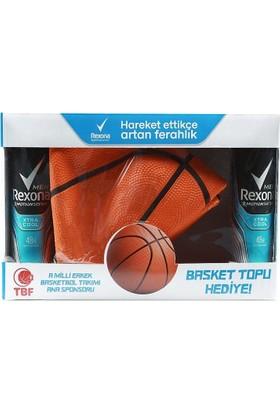 Rexona Extra Cool Deo - Basketbol Copack