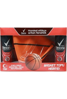 Rexona Guard Deo - Basketbol Copack