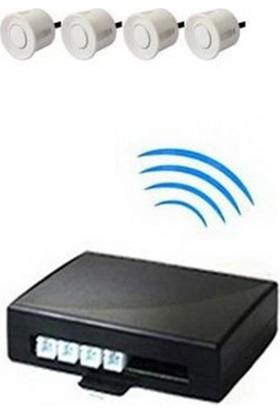 İnwells E20 Sesli Geri Park Sensörü Beyaz