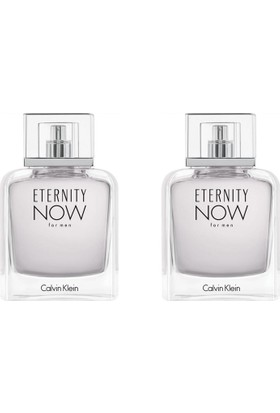 Calvin Klein Eternity Now Edt 100 Ml Erkek Parfüm + Calvin Klein Eternity Now Edt 100 Ml 2'li Erkek Parfüm Set