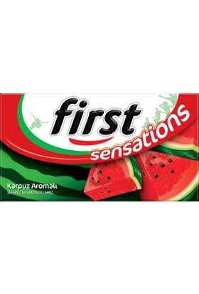 First Sensations Karpuzlu Sakız 27g