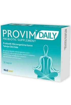 Wellcare Provim Daily 30 Capsul