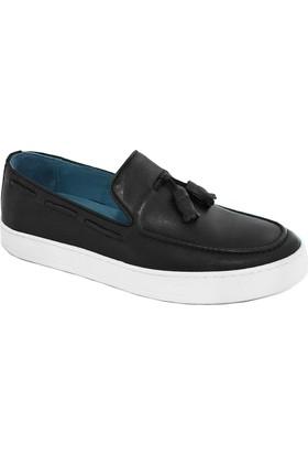Komcero 6607 Erkek Casuel Ayakkabı Siyah