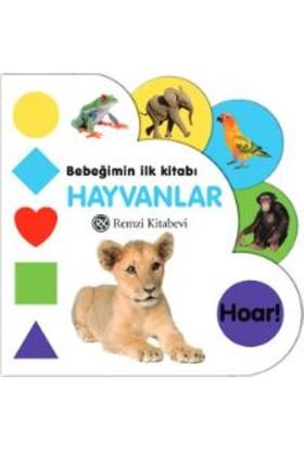 Bebeğimin İlk KitabıHayvanlar