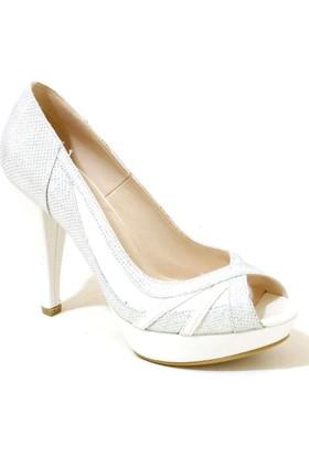 Ayakkabimcantam 605 Kadın Ayakkabı Sedef