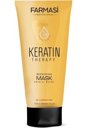 Farmasi Professional Keratin Therapy Onarıcı Saç Maskesi