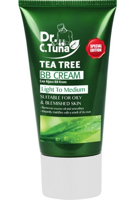Farmasi Çay Ağacı Yağı Bb Krem - Ortadan - Koyuya