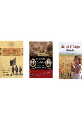 Egemen Yayınları Ahmet Öztürk Kitap Seti ( 3 Kitap ) - Nerey - Ahmet Öztürk