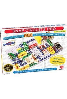 Elenco Snap Circuits Çıtçıt Devreler® Pro 500 Deney