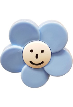 Nobel Papatya Model Çocuk Odası Kulpu Gök Mavi
