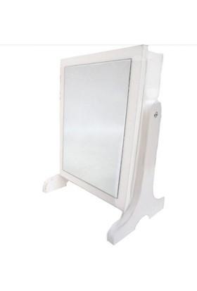 Sevimliev Kelebekli Aynalı Takı Dolabı