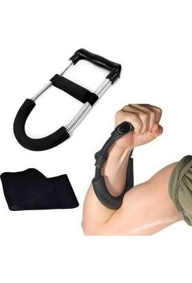 Cosfer Wrist Bilek Ve Ön Kol Güçlendirme Aleti Kas Yapma Çalıştırma Aleti