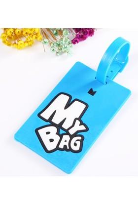 Elya Bavul Bagaj Etiketi