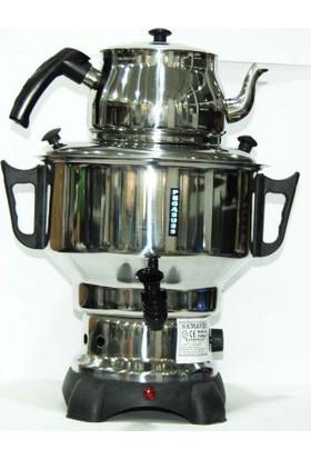Pegasus Çelik Semaver Çay Makinası