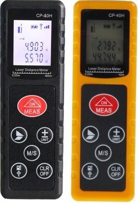 Versatıle Lazer Metre Cp-40H Lazermetre 40 Metre