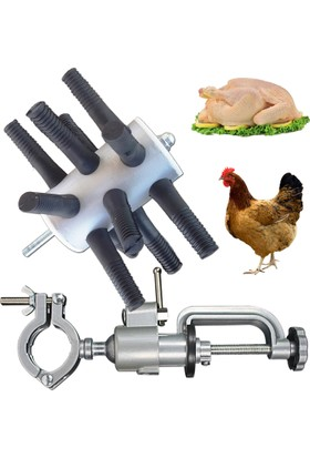 Meltem Tavuk Tüyü Yolma Aparatı - Mengeneli