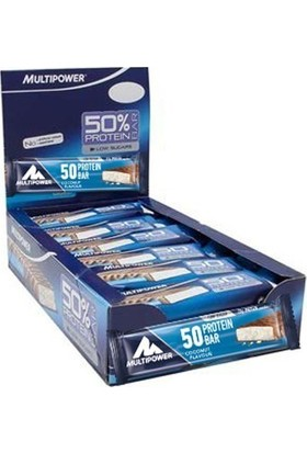 Multipower %50 Protein Bar 24 Adet