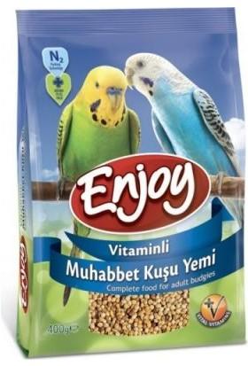 Enjoy Vitaminli Muhabbet Kuşu Yemi