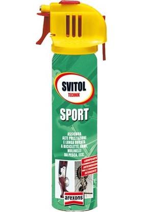 Arexons Svitol Sport Yağlayıcı Koruyucu Temizleyici 75 Ml Tabanca