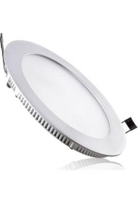 Luxram 3Watt Slım Led Panel Beyaz Işık