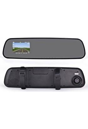 Audiomax 3 İnç Ekran Ayna Araç İçi Kamera
