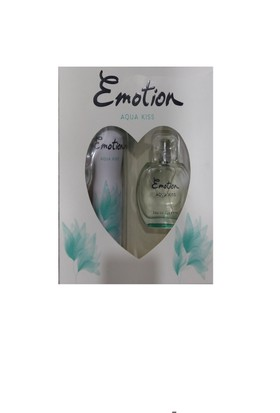 Emotion Aqua Kıss Kofre 50 Ml+150 Ml