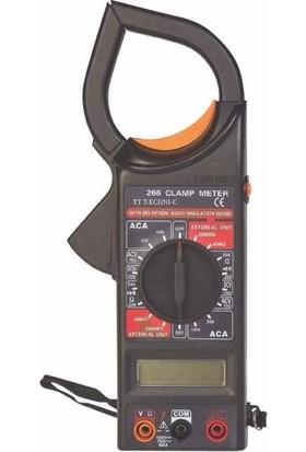 Tt-Technıc 266 Pensampermetre