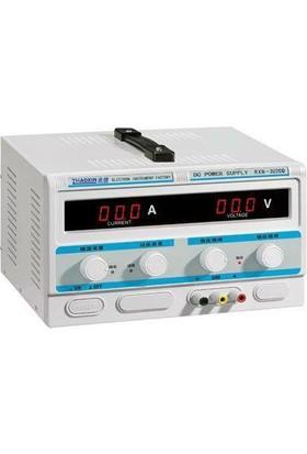 30V 30A Lineer Ayarlanabilir Dc Güç Kaynağı Rxn-3030D