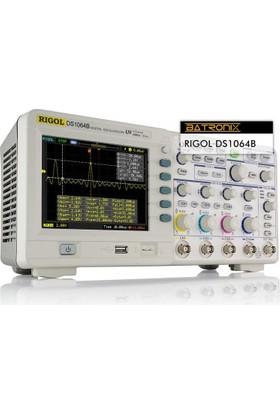 Ds-1064B 4 Kanal 60 Mhz Rigol Dıjıtal Hafızalı Osıloskop