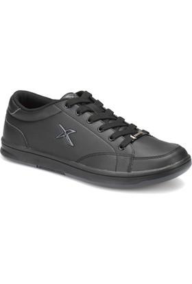 Kinetix Herbert W Siyah Kadın Sneaker Ayakkabı