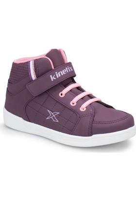 Kinetix Lenko Hı Pu Açık Mor Lila Kız Çocuk Sneaker Ayakkabı