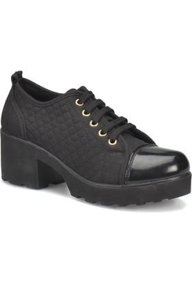 Art Bella U-800 Siyah Kadın Ayakkabı