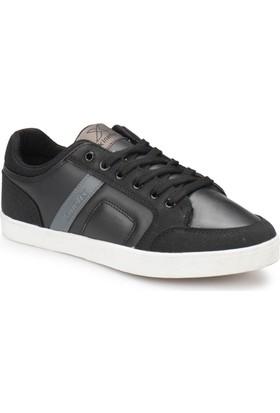 Kinetix Keya Siyah Gri Erkek Sneaker Ayakkabı