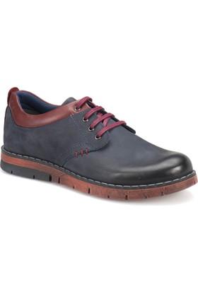 Forester 350 Lacivert Erkek Deri City Ayakkabı