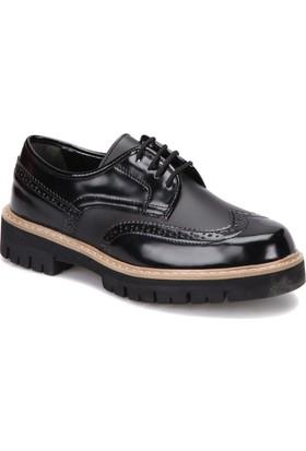 Jj-Stiller 5132 Siyah Erkek City Ayakkabı