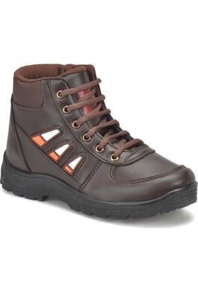 I Cool Ic111 Kahverengi Erkek Çocuk Outdoor Ayakkabı